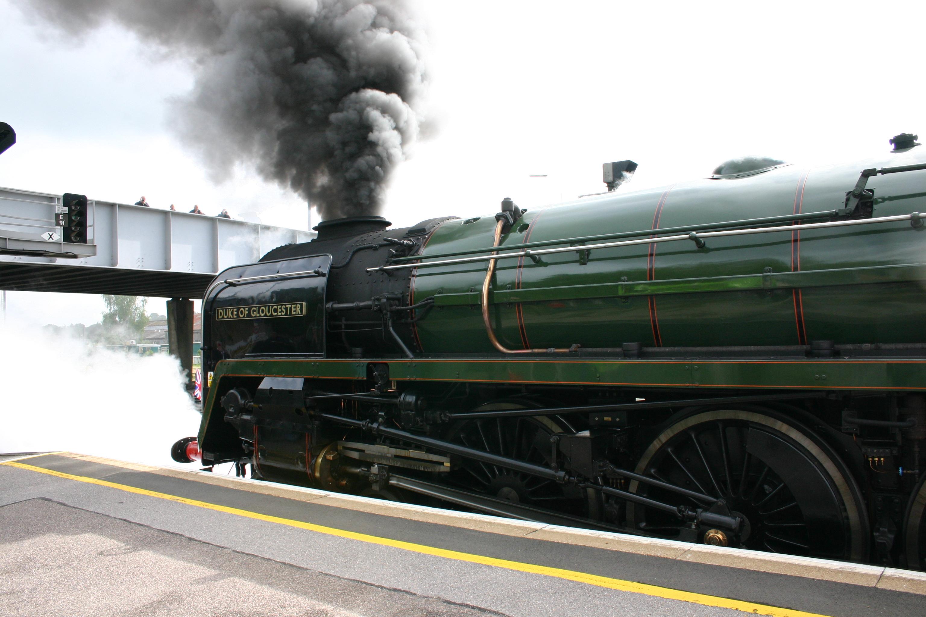 71000 Duke Of Gloucester The Diamond Jubilee Express