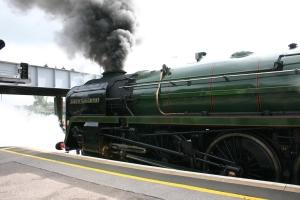 The Diamond Jubilee Express - Eastleigh - 71000 Duke of Gloucester (7)