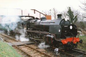 1997 - Ropley - U Class 31625