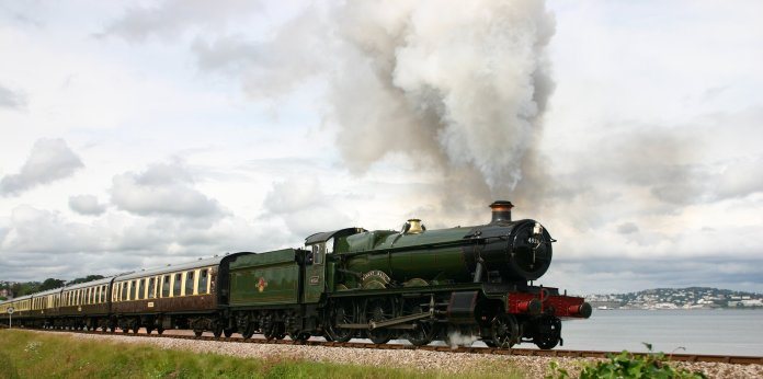 005 - Between Goodrington Sands and Broadsands - 4936 Kinlet Hall