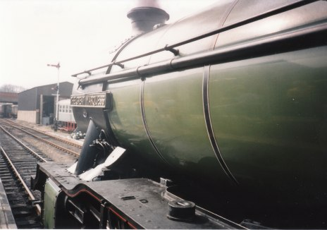 LNER K4 class - Wansford - 3442 The Great Marquess