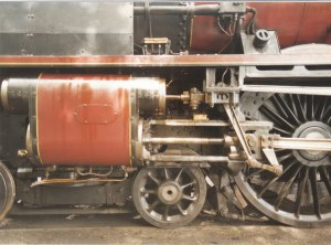 1997 - Ropley - 46229 de-streamlined Duchess of Hamilton (NRM)