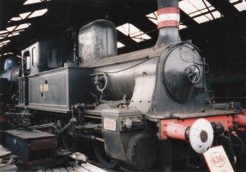 1995 - Wansford - Danish 656 Tinkerbell