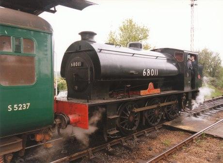 1997 - Ropley - Austerity J94 - 68011 Errol Lonsdale