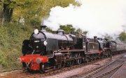 1997 - Ropley - N Class 31874 & U class 31625
