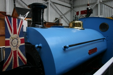 1 Ashley - South Devon Railway