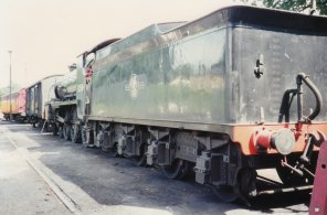 1995 - Ropley - S15 class 30506