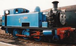 1995 - Wansford - 1 Thomas the tank engine