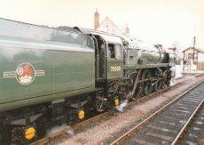 1997 - Wansford - 70000 - Britannia