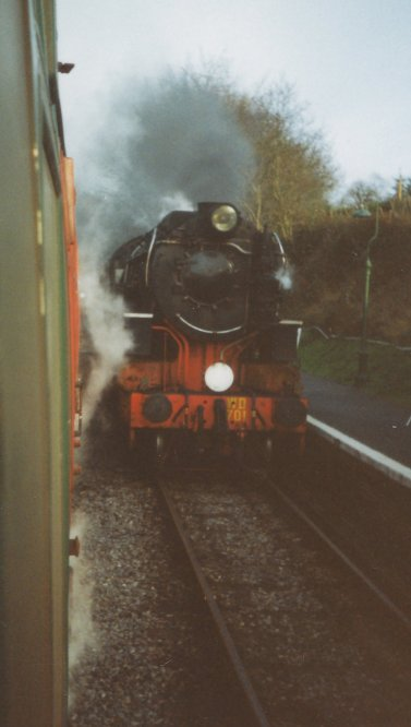 Early 90s - Ropley - 701