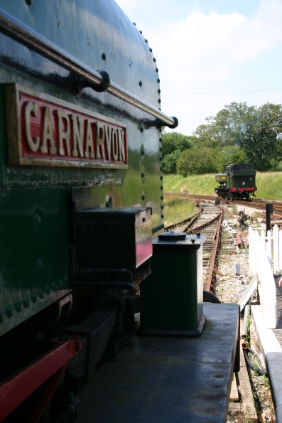 South Devon Railway 1369 and 47 Canarvon