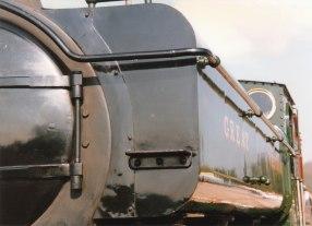 001 - Bishops Lydeard - 57xx pannier class 7760