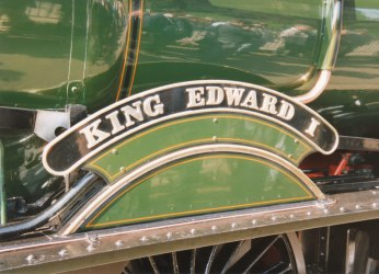 004 - Bishops Lydeard - 60xx King Class 6024 King Edward I