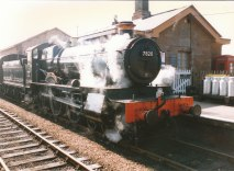 009 - Bishops Lydeard - 78xx Manor Class 7820 Dinmore Manor