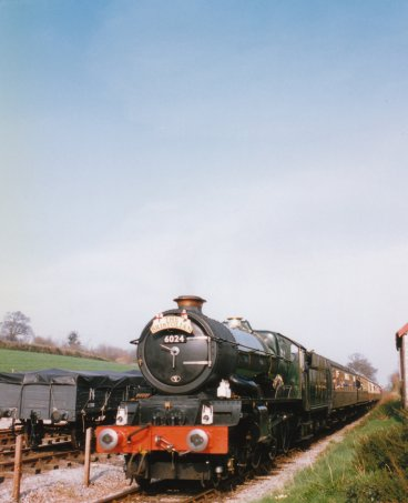 016 - Washford - 60xx King Class 6024 King Edward I