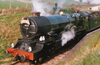 017 - Washford - 60xx King Class 6024 King Edward I