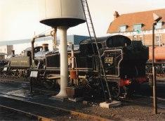 022 - Minehead - 5101 large prairie class 4160 & 45xx small prairie class 4561