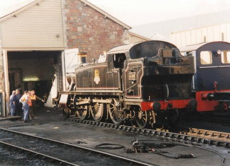 025 - Minehead - 5101 large prairie class 4160