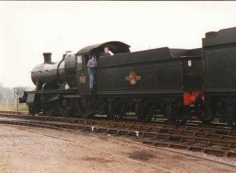 031 - Bishops Lydeard - 43xx Class 7325 & 4073 Castle Class 7029 Clun Castle