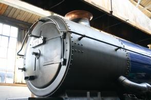 Didcot Railway Centre - 6023 King Edward II