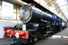 Didcot Railway Centre - 6023 King Edward II