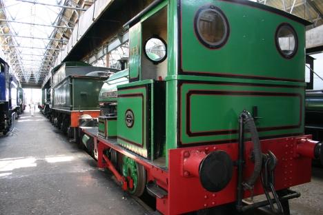 Didcot Railway Centre - 1 Bonnie Prince Charlie