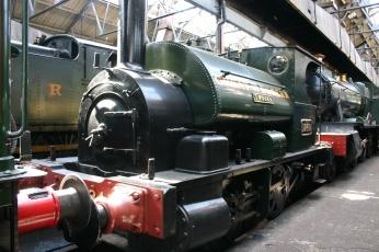 Didcot Railway Centre - 1340 Trojan