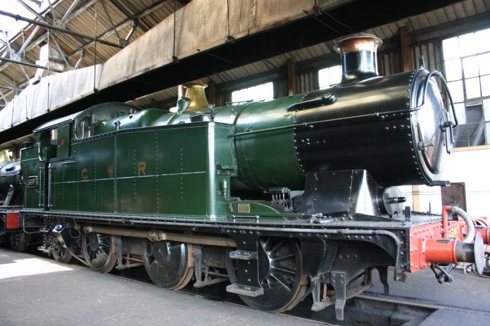 Didcot Railway Centre - 56xx 6697