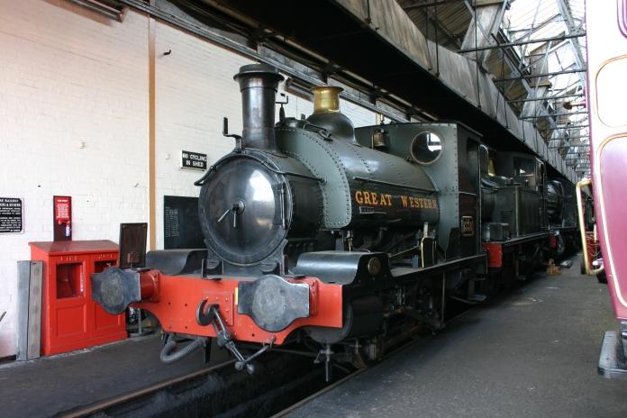 059 - Didcot Railway Centre - 1338