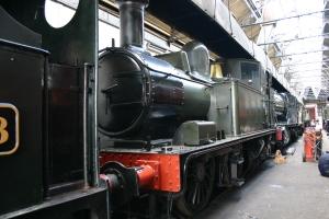 Didcot Railway Centre - 14xx 1466