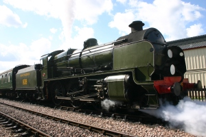 Bluebell Railway -  Sheffield Park - U Class 1638