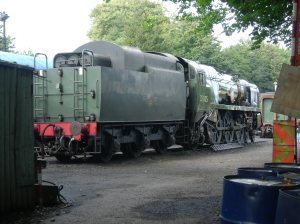 2008 - Ropley - 35005 Canadian Pacific Merchant Navy