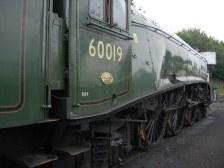 2008 - Ropley - A4 - 60019 Bittern