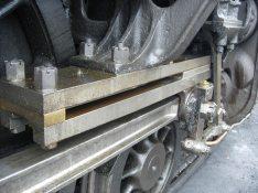2008 - Ropley - A4 - 60019 Bittern valve gear