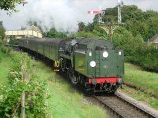 2008 - Ropley - BR Standard 5MT - 73096