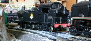 BR Locoyard - Mainline BR 56xx 6619