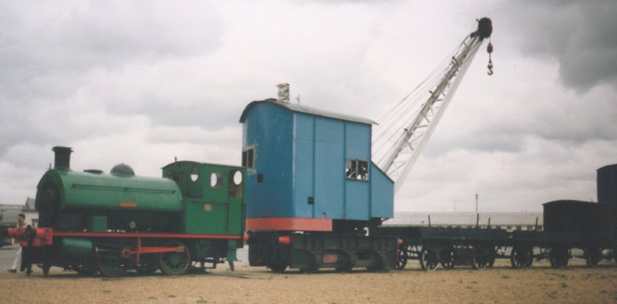 Early 1990s - Chatham Dockyard