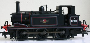 Hornby BR SR Ex-LBSCR A1X Terrier - 32670 (profile)