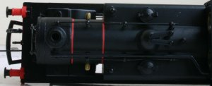 Hornby BR SR Ex-LBSCR A1X Terrier - 32670 (Top View)