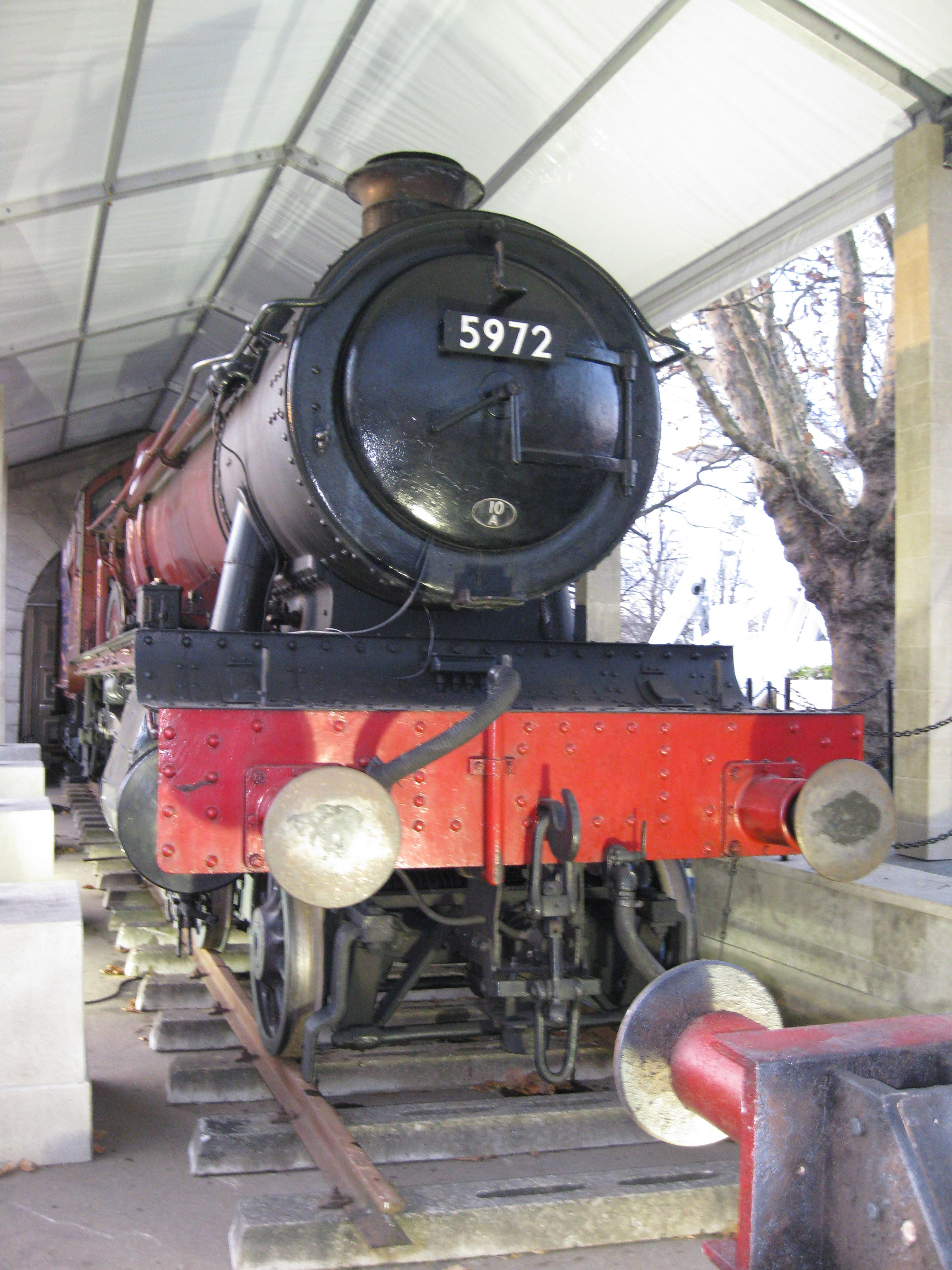 Magical Harry Potter Train To Disappear Loco Yard