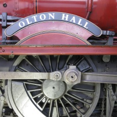 London Hyde Park - 5972 Olton Hall Hogwarts Express