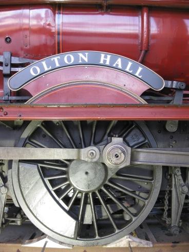 London Hyde Park - 5972 Olton Hall Hogwarts Express