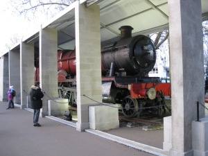 Olton Hall photographed at London Hyde Park's Winter Wonderland 2011