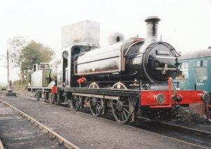 003 - Cranmore - J52 68846 & E1 110