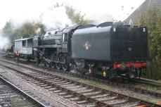 2011 - Alton - BR standard 9F - 92212