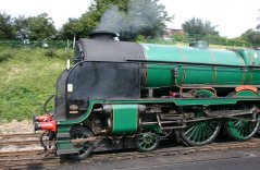 018 - Watercress Railway - Ropley - 850 Lord Nelson