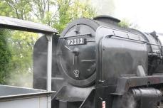 019 - Alton - BR standard 9F - 92212