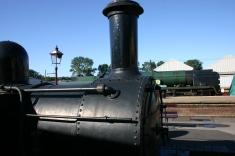 027 - Bluebell Railway - Sheffield Park - North London dock tank - class 75 - 58850 & Rebuilt Battle of Britain 34059 Sir Archibald Sinclair