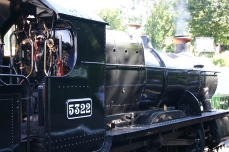 Watercress Railway - Alresford - 43xx class - 5322