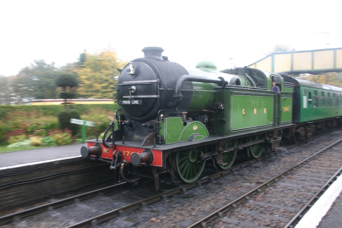 Ropley - GNR N2 class - 1744